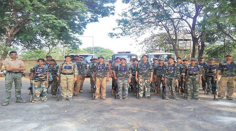 women commando, maharashtra women commando, forest guard women commando, mumbai news