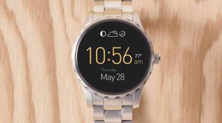 Fossil Q Wander, Q Marshal Android Wear smartwatches announced