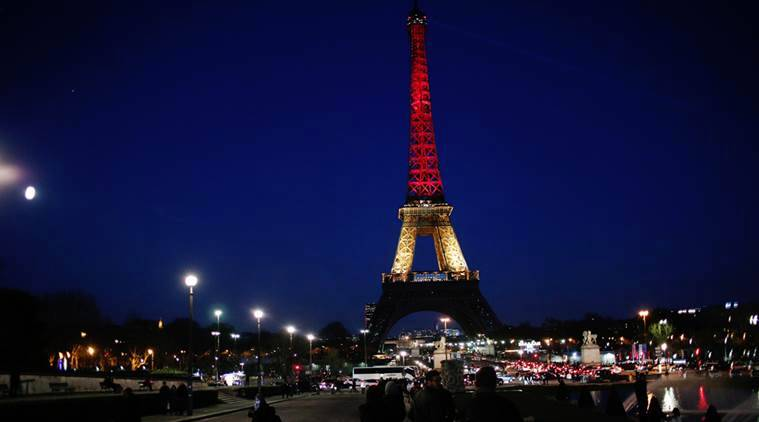 Paris attacks, Paris attacks anniversary, Paris terror attacks, ISIS Paris attacks, ISIS, Islamic State, Paris news, France news. world news, latest news, indian express