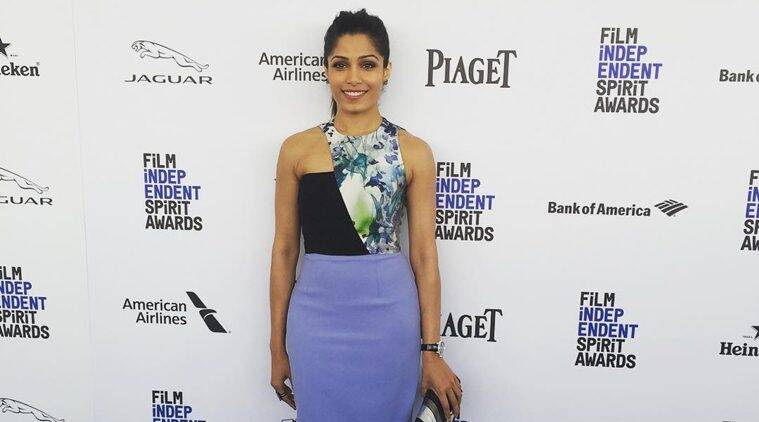 Freida Pinto, Freida Pinto Slumdog Millionaire, Freida Pinto Shooting without script, Freida Pinto The Dark Knight, Freida Pinto Knights of cups, Entertainment news