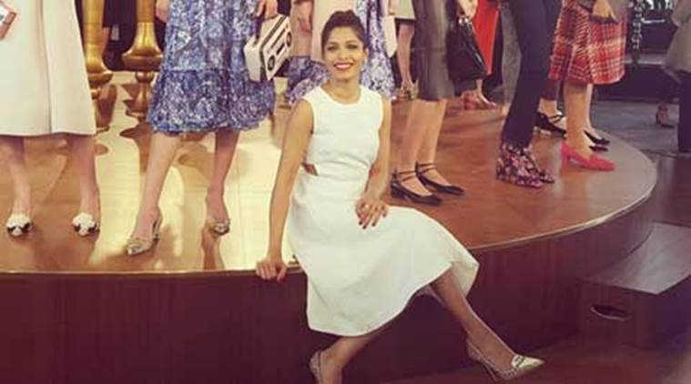 Freida Pinto, Freida Pinto film, Freida Pinto upcoming film, Freida Pinto news, Freida Pinto hollywood, entertainment news