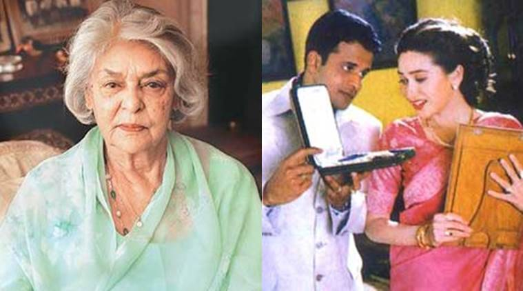 Karisma Kapoor, Gayatri Devi, Zubeidaa, Karisma Kapoor divorce, Karisma Kapoor news, Karisma Kapoor fan moment, Karisma Kapoor film, Late Maharani Gayatri Devi, Late Maharani Gayatri Devi news, entertainment news