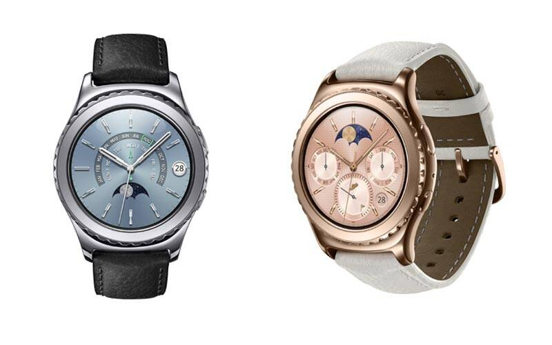 Samsung Gear S2, Gear S2 18K Rose Gold, Samsung Gear S2 Classic, Gear S2 Platinum, Gear S2 Platinum version, Gear S2 pricing, Gear S2 classic, technology, technology news