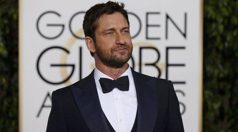 Gerard Butler injured on very first day of acting | The ... Gerard Butler 2016