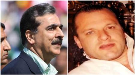 Half-brother refutes Headley link with Gilani