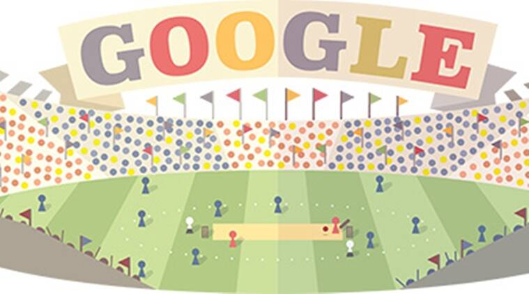 World T20, World T20 updates, World T20 news, World T20 scores, Google Doodle, Google India, Google World T20 doodle, India cricket, sports news, sports, cricket news, Cricket