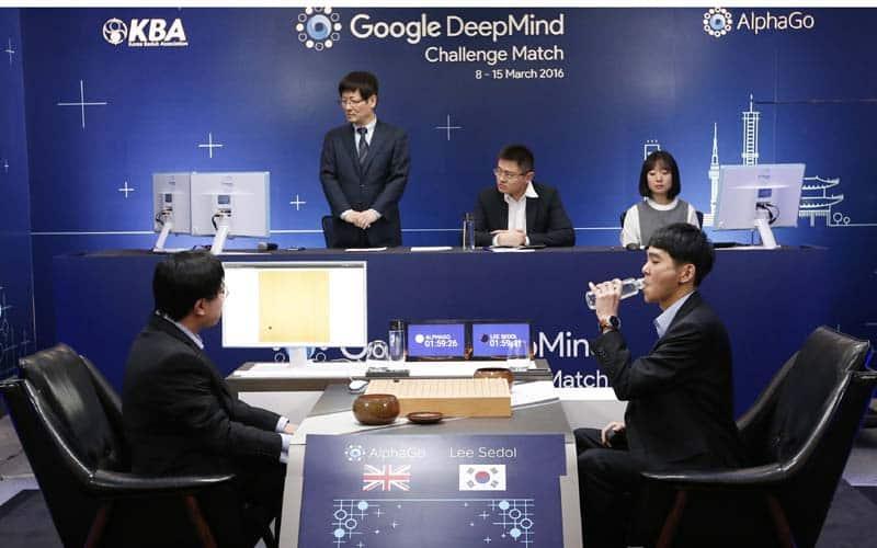 Google, Google AlphaGo vs human, Go game championship, Google Deep Mind, Google Go champion, Google Alphago vs Human, Humans vs Machines, technology, technology news