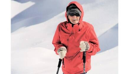 Pune trekker enters Limca Book of Records
