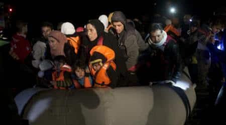 2 migrants found dead on Greekisland