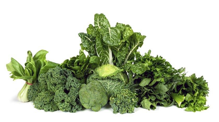 Five, quick healthy leaf recipes from Karnataka 1