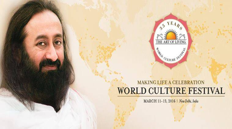 sri sri ravi shankar, art of living, world culture festival, world culture festival new delhi, natioanl green tribunal on world culture festival