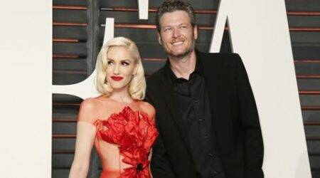 Gwen Stefani can't believe she is dating Blake Shelton