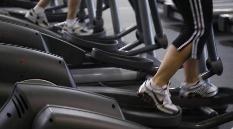 New to the gym? Take it easy for the first few days. (Photo: Thinkstock)