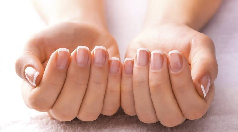 Brittle nails and weak cuticles are strong indicators of poor health. (Photo: Thinkstock)