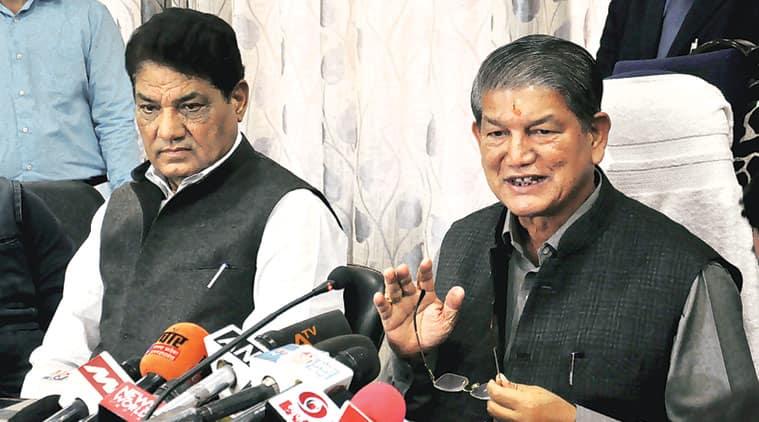 uttarakhand criris, uttarakhand govt, harish rawat, vijay bahuguna, uttarakhand news, india news, latest news,