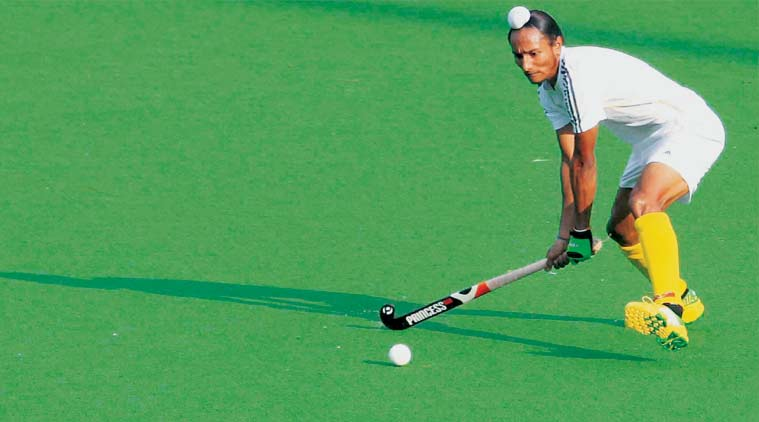 Harjeet was named the 'Upcoming Player of the Year' at the Hockey India annual awards ceremony on Saturday.