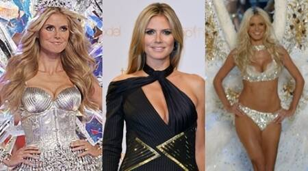 Model Heidi Klum thinks lingerie is more important post-motherhood