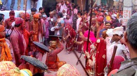 Six destinations where Holi is still celebrated in all its traditionalgrandeur