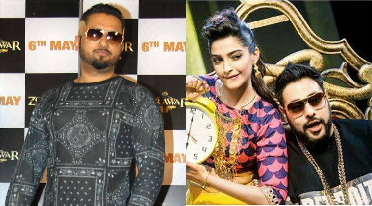 Honey Singh, yo yo honey Singh, Badshah, Honey Singh Badshah, Honey Singh reply to badshah, yo yo honey singh badshah, Honey Singh feels badshah is nano, Honey Singh badshah war, Honey Singh badshah rivalry, Honey Singh news, Honey Singh Songs, Entertainment news
