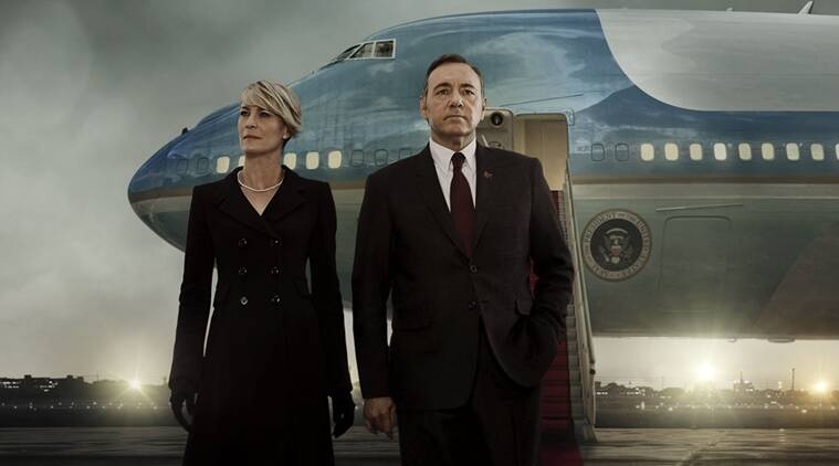 House of Cards 4, House of Cards Season 4, House of Cards 4 World Television premiere, House of Cards 4 Zee Cafe, House of Cards season 4 TV Premiere, Kevin Spacey, Robin Wright, Entertainment news