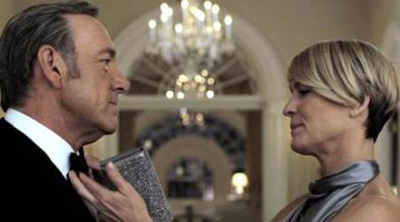 House of Cards, House of Cards 4, House of Cards Season 4, House of Cards Netflix, House of Cards Netflix India, Kevin Spacey, Robin Wright, House of Cards fourth Season, House of Cards India, Entertainment news