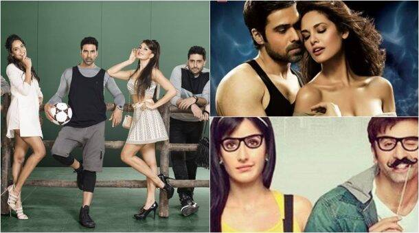 housefull 3, jagga jasoos, raaz reebooted