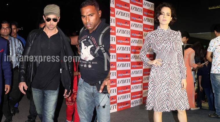 Hrithik Roshan, Kangana Ranaut's fight turns ugly, stars send legal notices