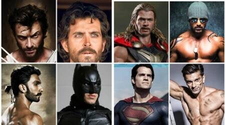 Hrithik Roshan, Ranveer Singh, John Abraham, Karan Singh Grover, Aditya Roy Kapur, Ali Fazal, Farhan Akhtar, Superman, Batman, Iron man, Wolverine, Thor, Captain America, Deadpool, Marvel Superheroes, Marvel Comic Superheroes, Bollywood Superheroes, Entertainment news