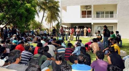 HCU Students say 'forced' to vacate hostel, V-Cdenies