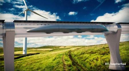 Pre-feasibility study for 'Hyperloop' transport begins