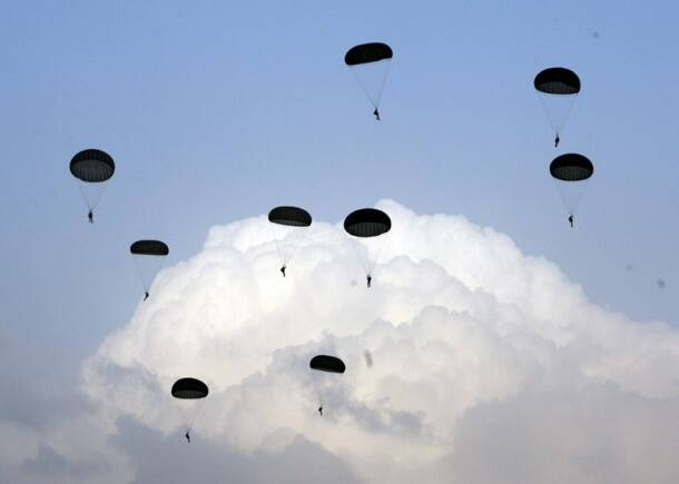 IAF prowess on full display at 'Iron Fist' exercise in Pokhran