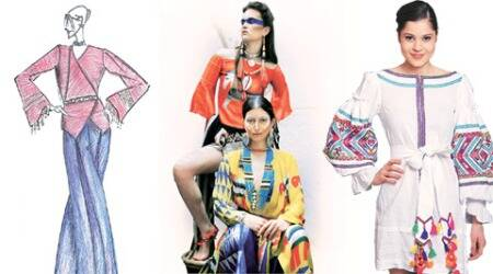 AIFW AW'16 Curtain Raiser: Going the tribal way