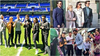 Hrithik Roshan, Anil Kapoor, Sonakshi Sinha, IIFA, IIFA 2016, IIFA in spain, Sonakshi Sinha photos, Anil Kapoor photos, entertainment newsHrithik Roshan, Real Madrid Squad, Gareth Bale, Luka Modrić, Karim Benzema, Real Madrid players, entertainment photos