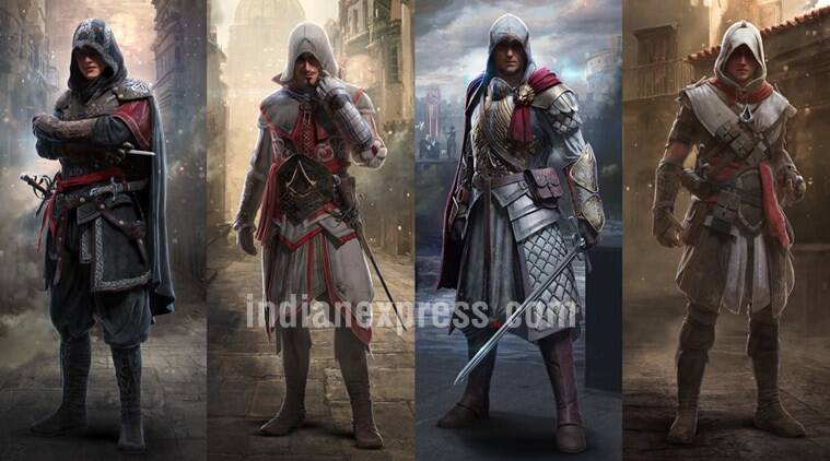 Assassin's Creed Identity, Assassin's Creed Identity review, Assassin's Creed Identity on iOS, Assassin's Creed Identity game review, best iOS game, best game for iPad Pro, gaming review, game review, mobile games, tablet games, console games, technology reviews