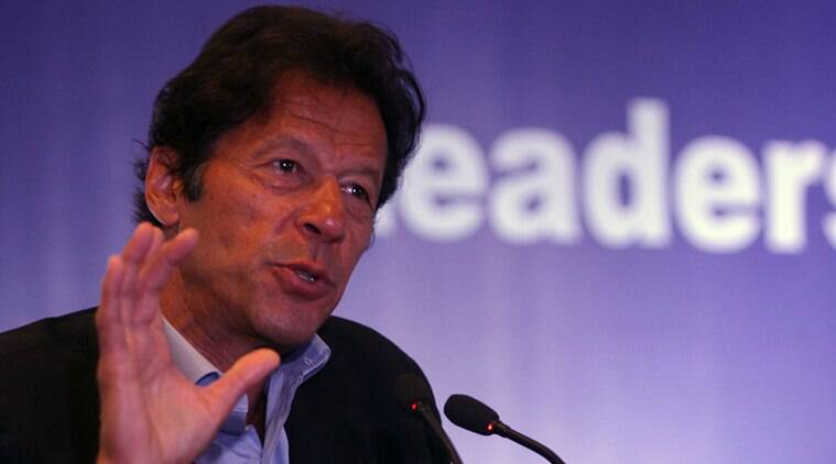 Pakistan Tehreek-e-Insaf chief Imran Khan, PTI chief Imran Khan, Imran Khan, US president Donald Trump, US policy on afghanistan, US, Pakistan, Afghanistan, Pakistan news, Indian express news