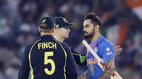 India beating Australia the most active moment onTwitter