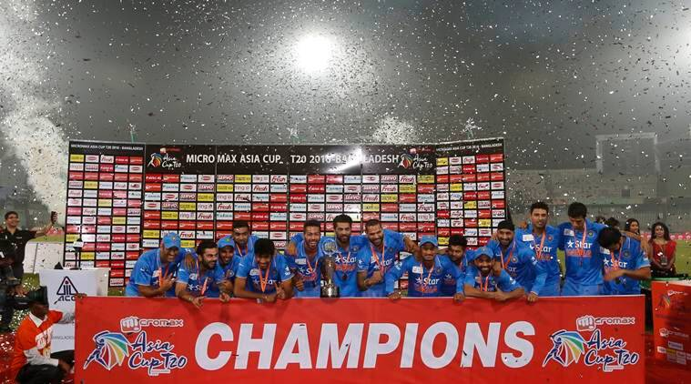 India have won Asia Cup record 6 times (Photo - getty)