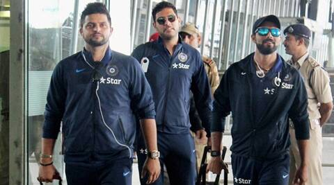 ICC World T20: India cricket team reaches Nagpur for first match  against New Zealand