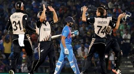 India vs New Zealand: India make their own debacle
