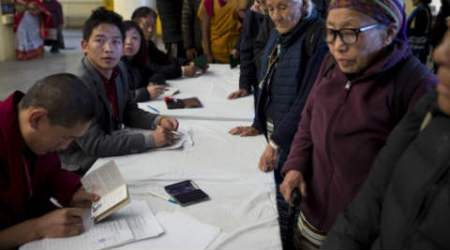 Tibetans vote today to elect PM ofgovt-in-exile