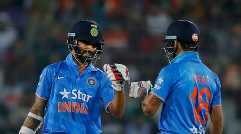 India enter ICC World T20 as No.1 team, Virat Kohli second in  batsmen's rankings