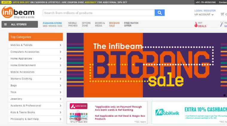 List of top 10 online shopping websites in india tycoonstory for List of online shopping websites