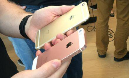 PHOTOS: iPhone SE at Rs 39,000 or iPhone 6 at Rs 34,000 ...
