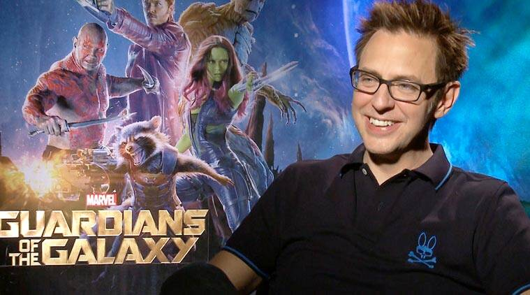 James Gunn Guardians of the Galaxy 2