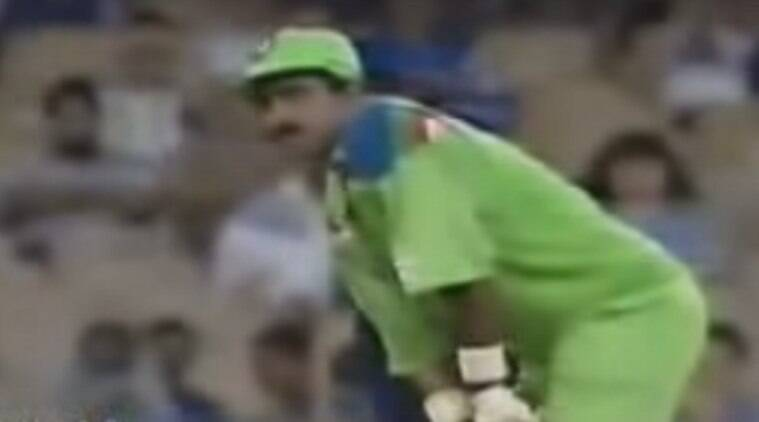 Javed Miandad, Kiran More, India vs Pakistan, Pakistan vs India, Ind vs Pak, ICC World T20 2016, World T20 scores, Sledging gallery, sports news, sports, cricket news, Cricket
