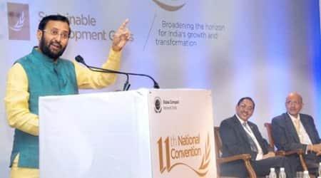 Prakash Javadekar, Environment Minister Prakash Javadekar, Javdekar, pollution, Delhi pollution, Delhi ncr, delhi ncr pollution, delhi nbr diesel vehicles, delhi ncr suvs, delhi government, India news