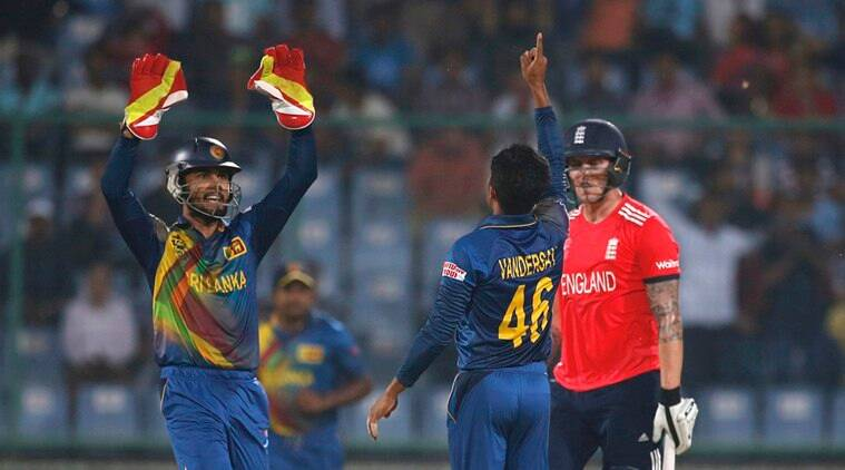 Sri Lanka vs England, SL vs Eng, England vs Sri Lanka, Eng vs SL, Jeffrey Vandersay, Vandersay, Vandersay wickets, Sri Lanka England, World T20, World Cup 2016, Cricket