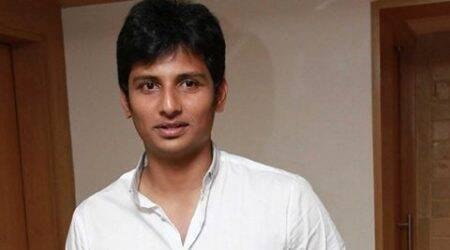 Jai, Akshara Gowda play cameos in Jiiva's horror film