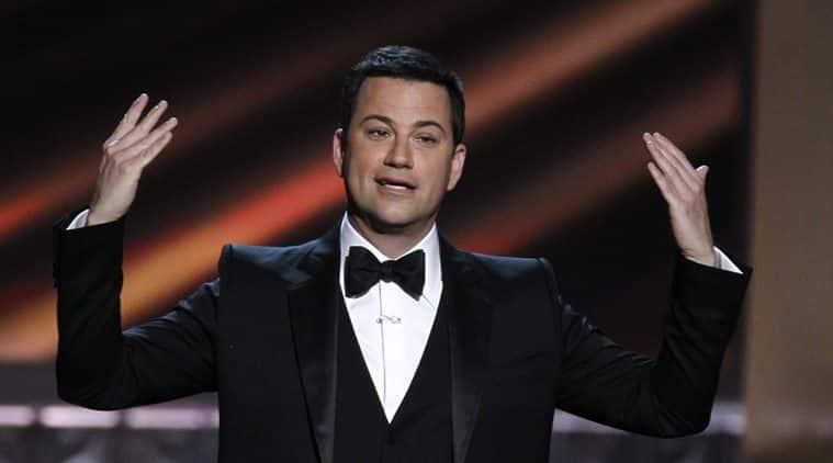 Jimmy Kimmel, emmy awards, emmy awards 2016, emmy awards Jimmy Kimmel, emmy awards host, Jimmy Kimmel news, Jimmy Kimmel latest news, entertainment news