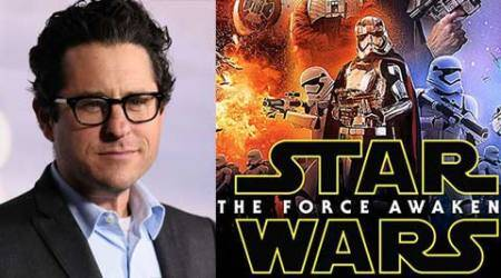 JJ Abrams asks fans to not watch 'The Force Awakens' onmobiles